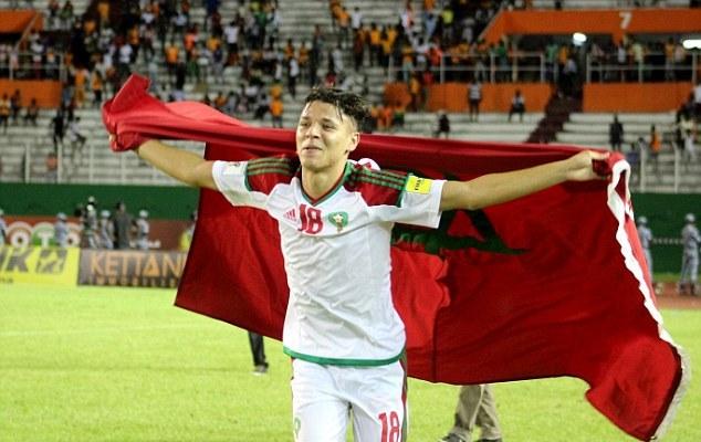 Ma-rốc giành vé dự VCK World Cup sau 20 năm chờ đợi - Bóng Đá