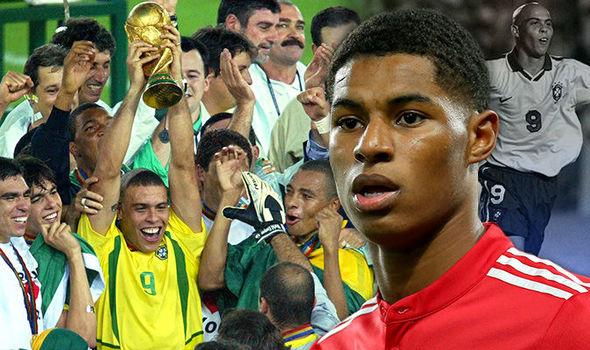 Ronaldo ảnh hưởng cực lớn đến sự nghiệp của Marcus Rashford - Bóng Đá