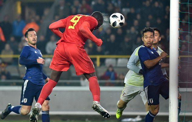 Sút tung lưới Nhật Bản, Lukaku trở thành chân sút vĩ đại nhất của Bỉ - Bóng Đá