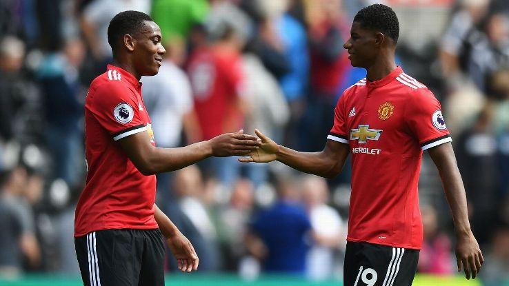 Mourinho thừa nhận Rashford và Martial khó thể chơi cùng nhau - Bóng Đá