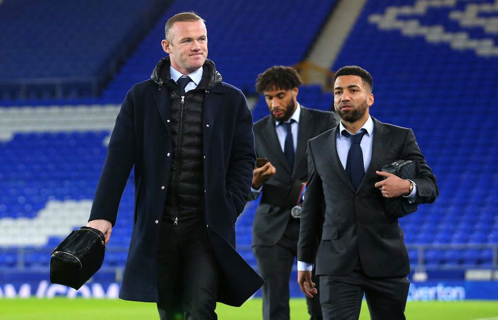 Rooney lập hat-trick, biến Joe Hart làm nên cho siêu phẩm giữa sân - Bóng Đá