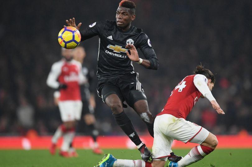 Nhận thẻ đỏ vô duyên, Paul Pogba bỏ lỡ 3 trận cầu quan trọng của Man Utd - Bóng Đá