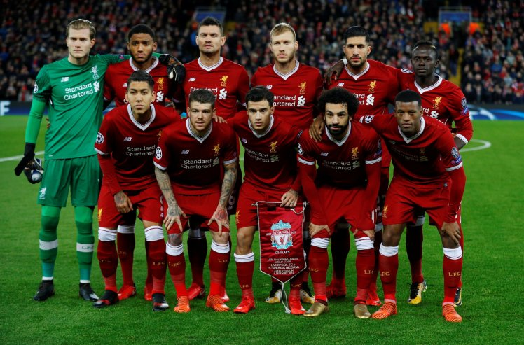 Hủy diệt Spartak Moscow, Liverpool phá vỡ kỉ lục 19 năm của Man Utd - Bóng Đá