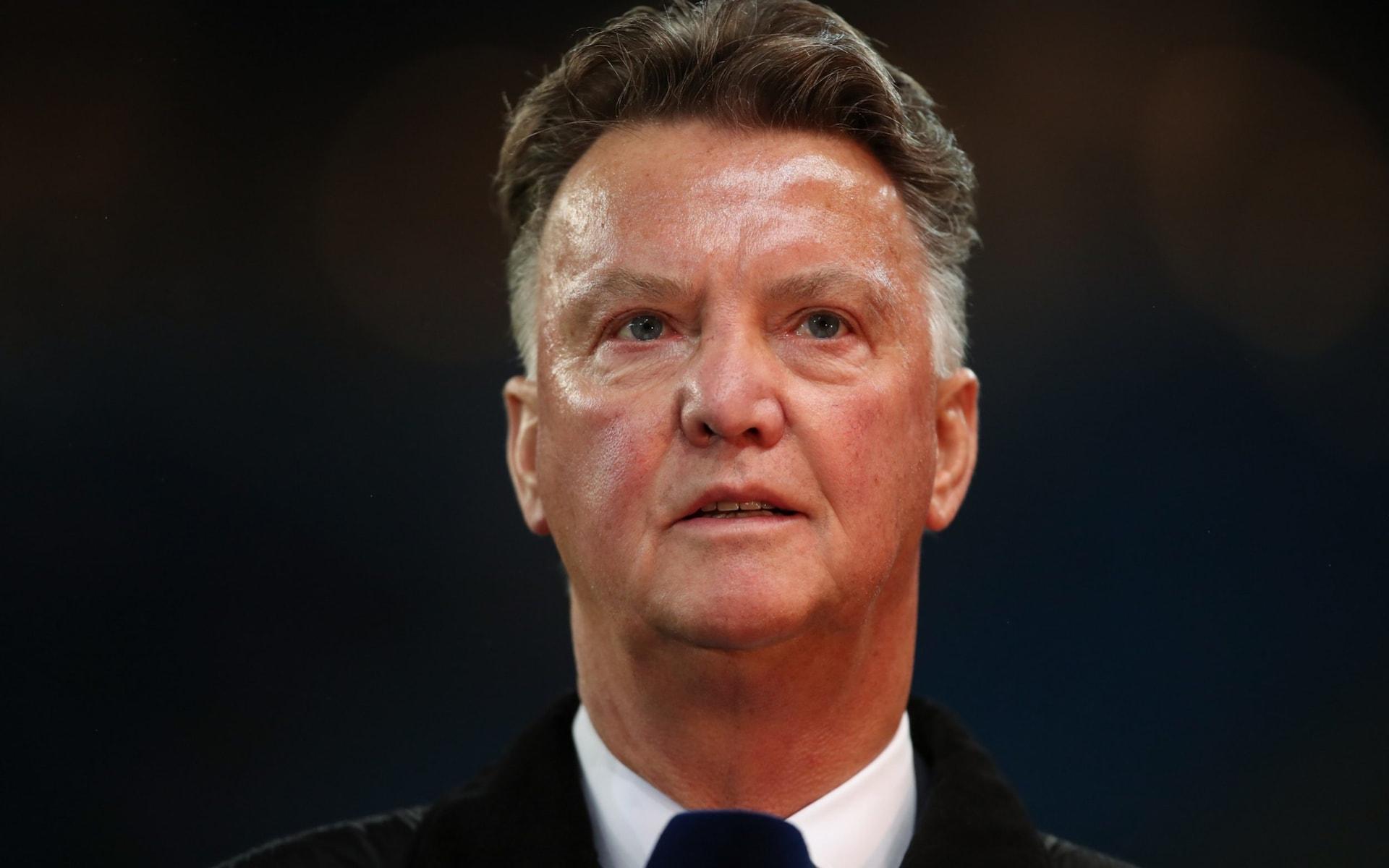 Van Gaal chê Man Utd của Mourinho đá nhàm chán - Bóng Đá