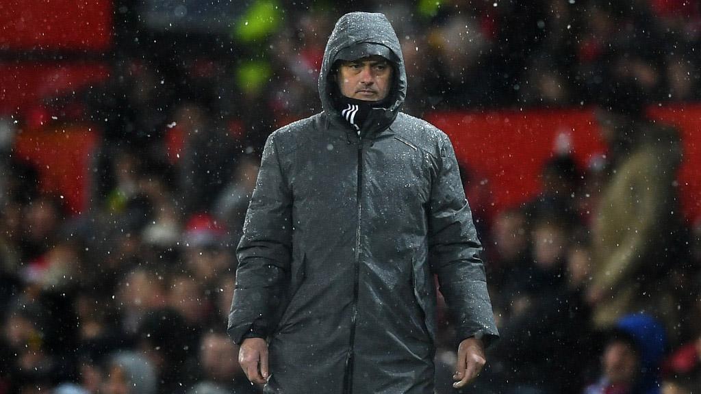 Mourinho không ngại thử thách tại Man Utd - Bóng Đá