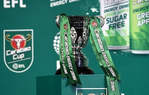 Bốc thăm bán kết League Cup: Man City lại gặp may - Bóng Đá