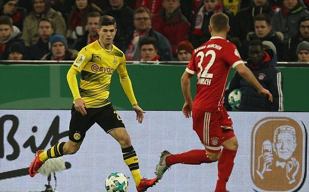 Mourinho ngỏ ý muốn có hàng HOT của Dortmund - Bóng Đá