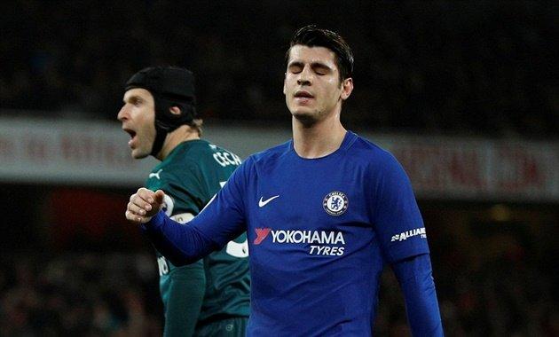 HLV Conte 'diễn sâu' khi Morata bỏ lỡ cơ hội ngon ăn - Bóng Đá