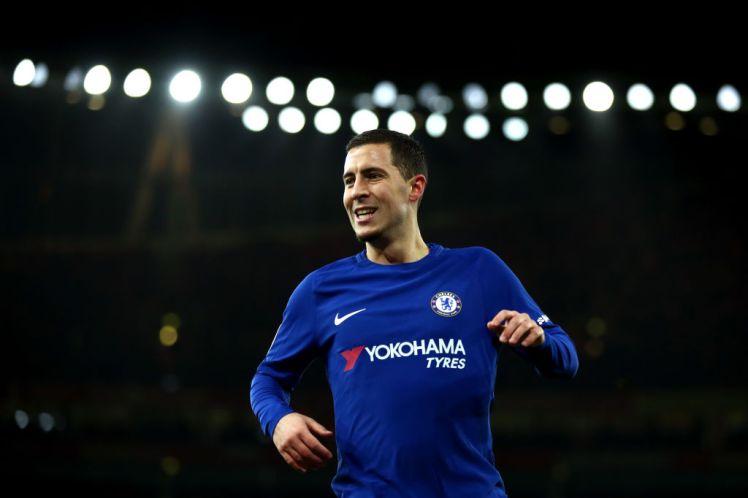 Hazard trách móc Morata sau trận hòa đáng tiếc - Bóng Đá