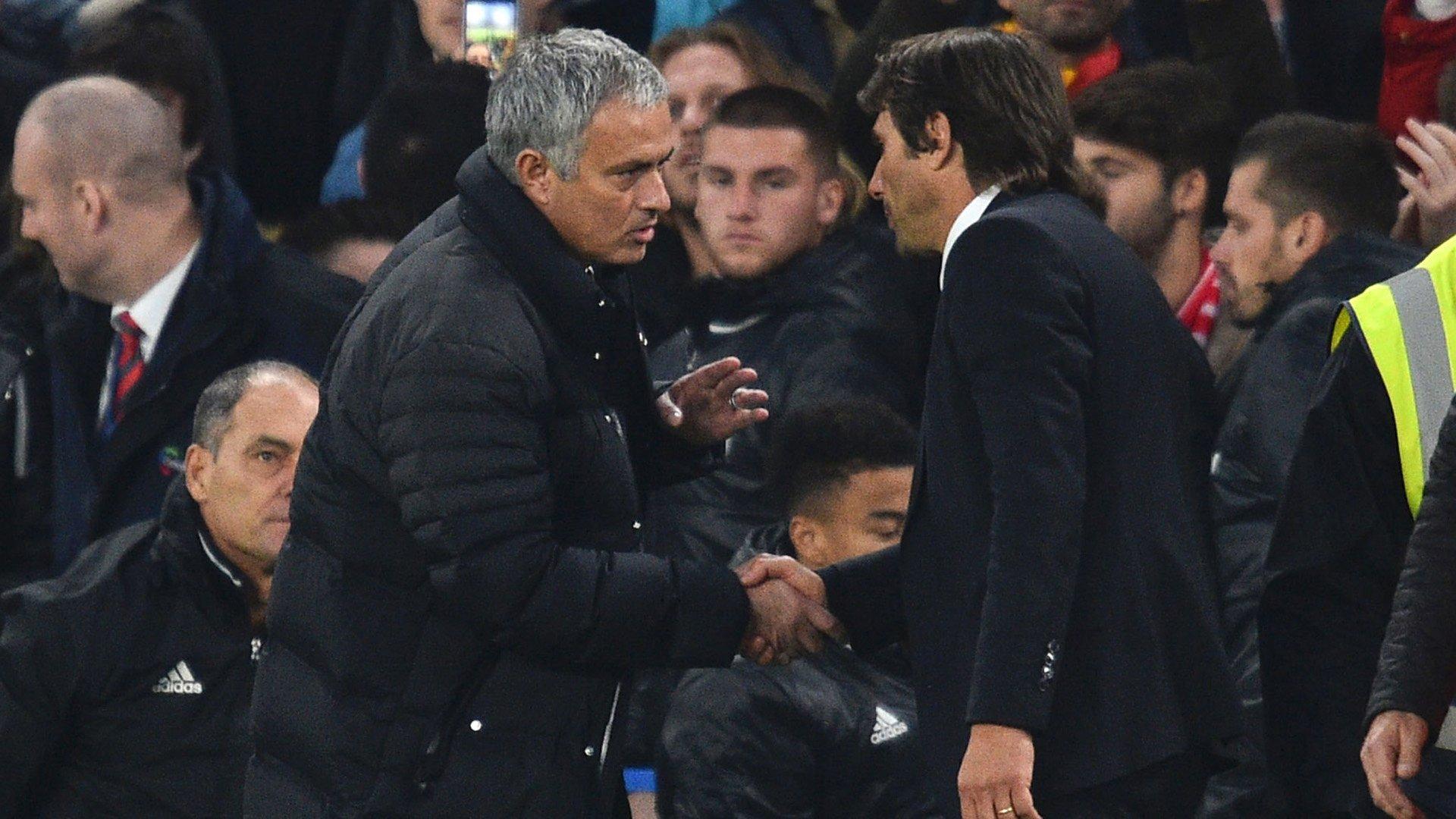 HLV Conte thề mãi không quên mối thù với HLV Mourinho - Bóng Đá