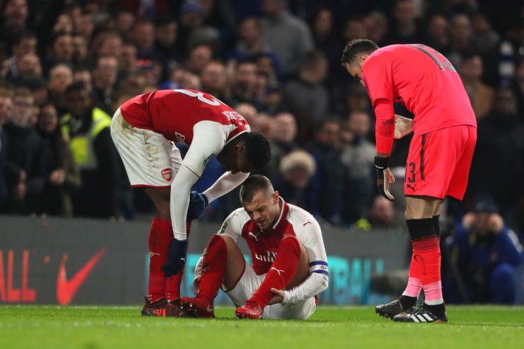 HLV Wenger hé lộ tình hình chấn thương của Wilshere - Bóng Đá