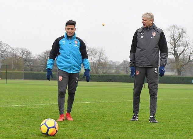 Ảnh Sanchez Arsenal - Bóng Đá