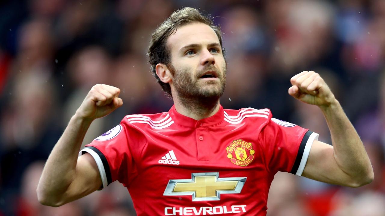 CHÍNH THỨC: Man Utd kích hoạt điều khoản gia hạn hợp đồng với Mata - Bóng Đá