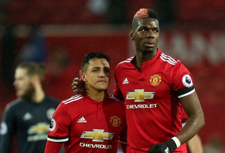 Lí do khiến Pogba nhường Sanchez đá penalty - Bóng Đá