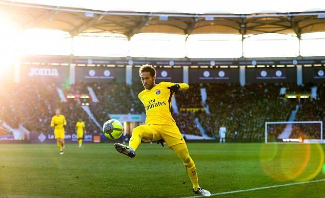 Neymar ghi bàn thắng thứ 27 giúp PSG thắng nhẹ Toulouse - Bóng Đá