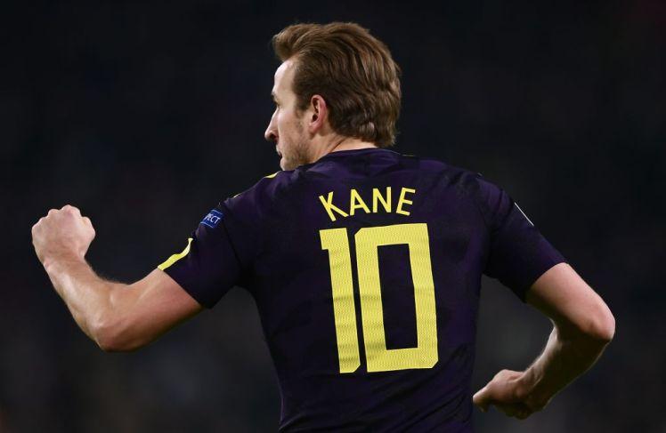Harry Kane lập kỉ lục siêu khủng ở Champions League - Bóng Đá