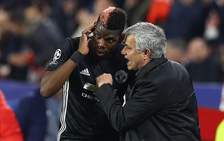 Mourinho nói gì về màn trình diễn của Paul Pogba? - Bóng Đá