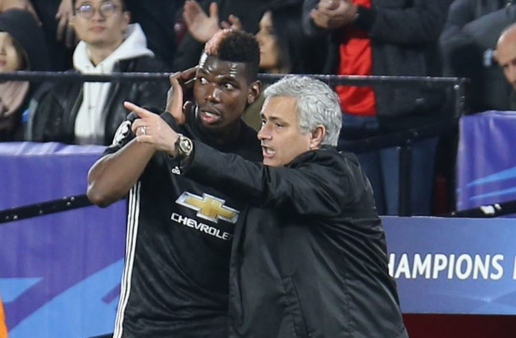 Chỉ là Mourinho đang 'test' Paul Pogba - Bóng Đá
