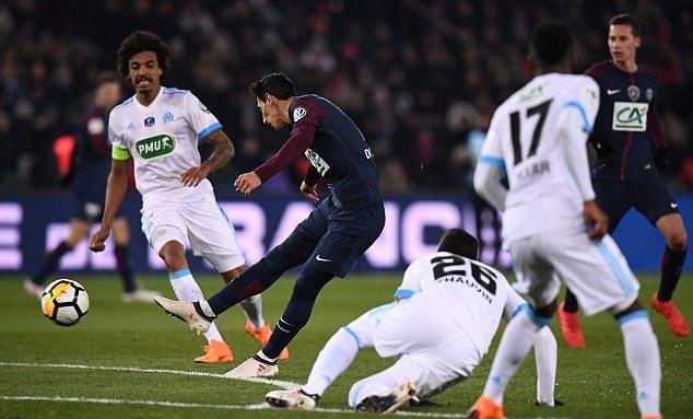 Hủy diệt Marseille, PSG ghi tên vào bán kết cúp quốc gia Pháp - Bóng Đá