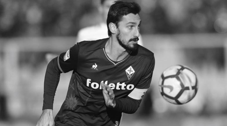 SỐC! Thủ quân Fiorentina qua đời ở tuổi 31 - Bóng Đá