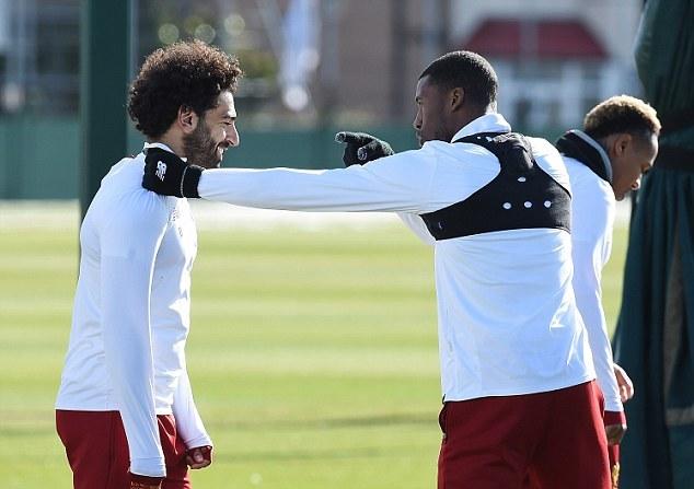 Ném tuyết thư giãn, Liverpool sẵn sàng đả bại Man Utd - Bóng Đá