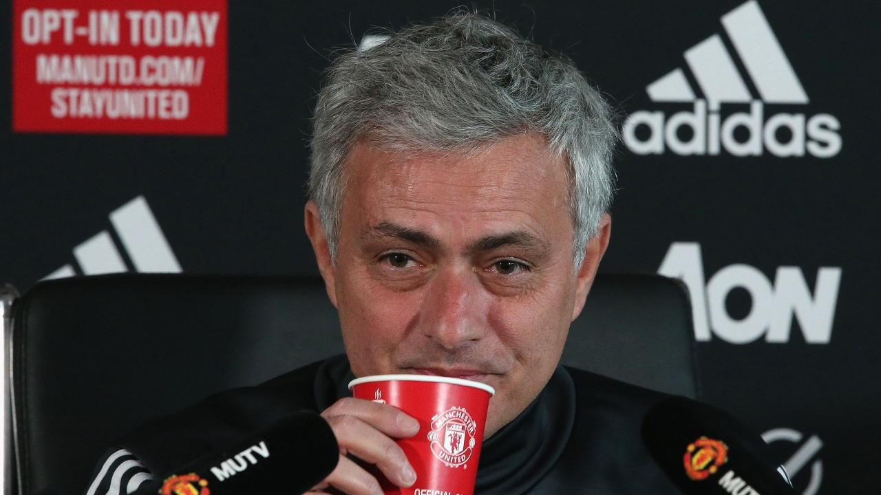 Họp báo Man Utd, Mourinho nói gì - Bóng Đá