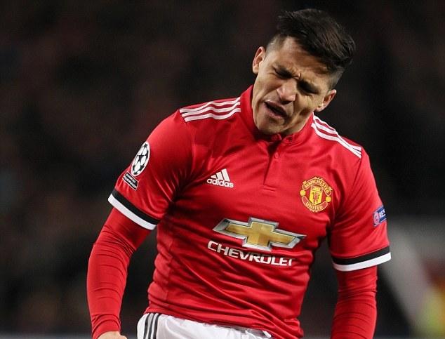 Quan điểm chuyên gia: Man Utd thua vì Mourinho dùng Sanchez - Bóng Đá