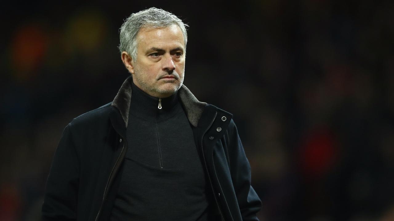 Mourinho: Tôi vui với nỗi buồn của các cầu thủ - Bóng Đá