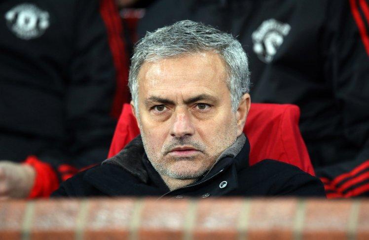 Mourinho: Man Utd đã quen với việc bị loại khỏi Champions League - Bóng Đá