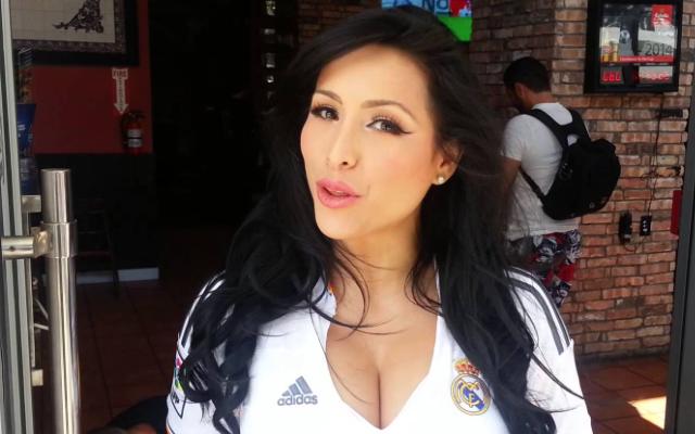 Jeinny Lizarazo - người đẹp bốc lửa yêu cả Arsenal lẫn ... | 640 x 400 png 383kB