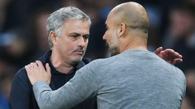 Mourinho: Guardiola sai khi nhắm vào Pogba - Bóng Đá