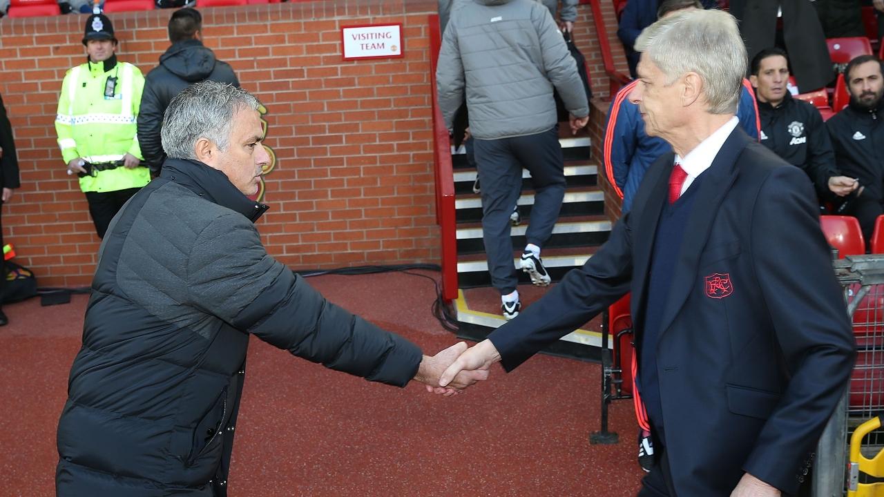 Mourinho: Nếu Wenger buồn, tôi cũng rất buồn - Bóng Đá
