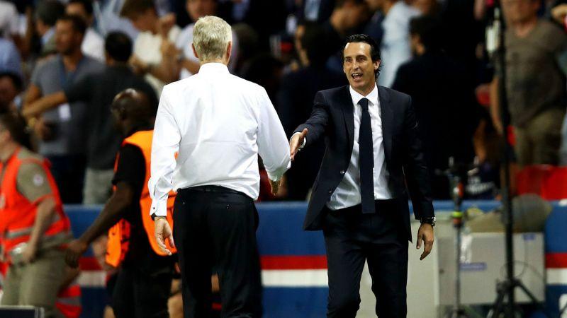 Đích thân Unai Emery lên tiếng mời HLV Wenger đến PSG - Bóng Đá
