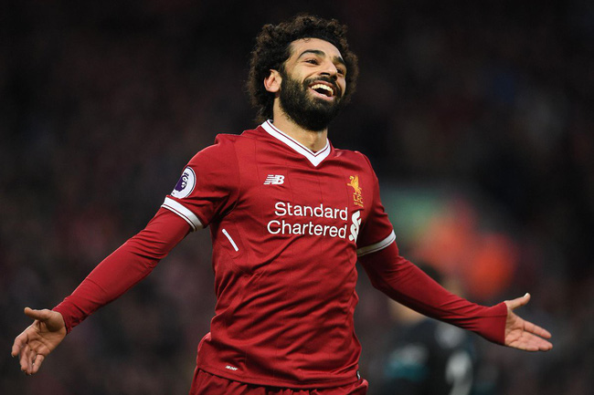 'Đốt lưới' West Brom, Salah cân bằng thành tích ghi bàn của Ronaldo, Suarez - Bóng Đá