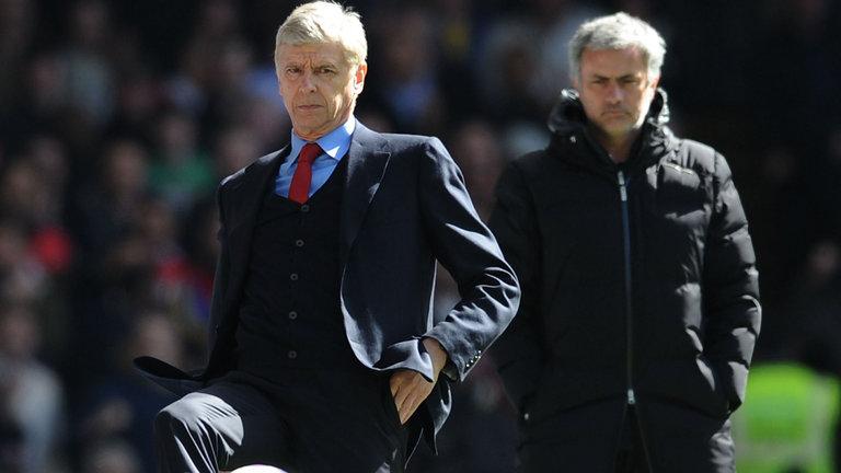 Đại chiến Man Utd - Arsenal ngày càng trở nên nhàm chán - Bóng Đá