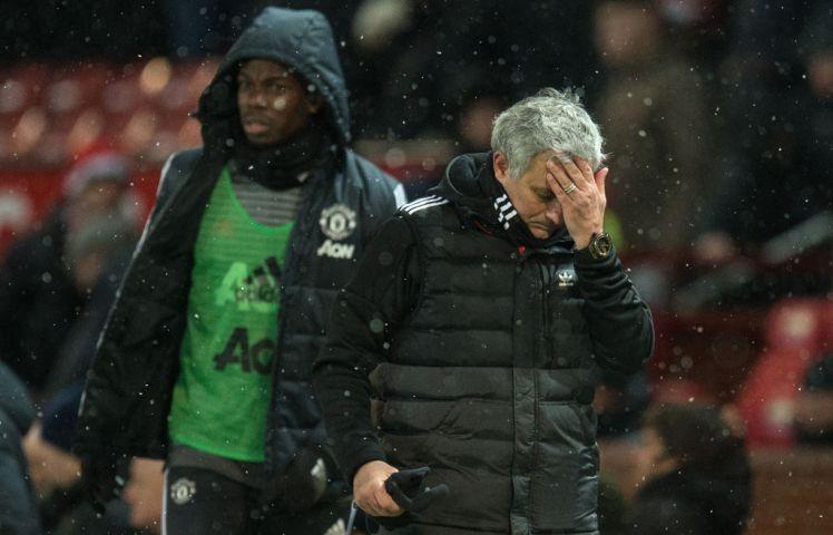 Mourinho lần đầu lên tiếng về tương lai Paul Pogba - Bóng Đá