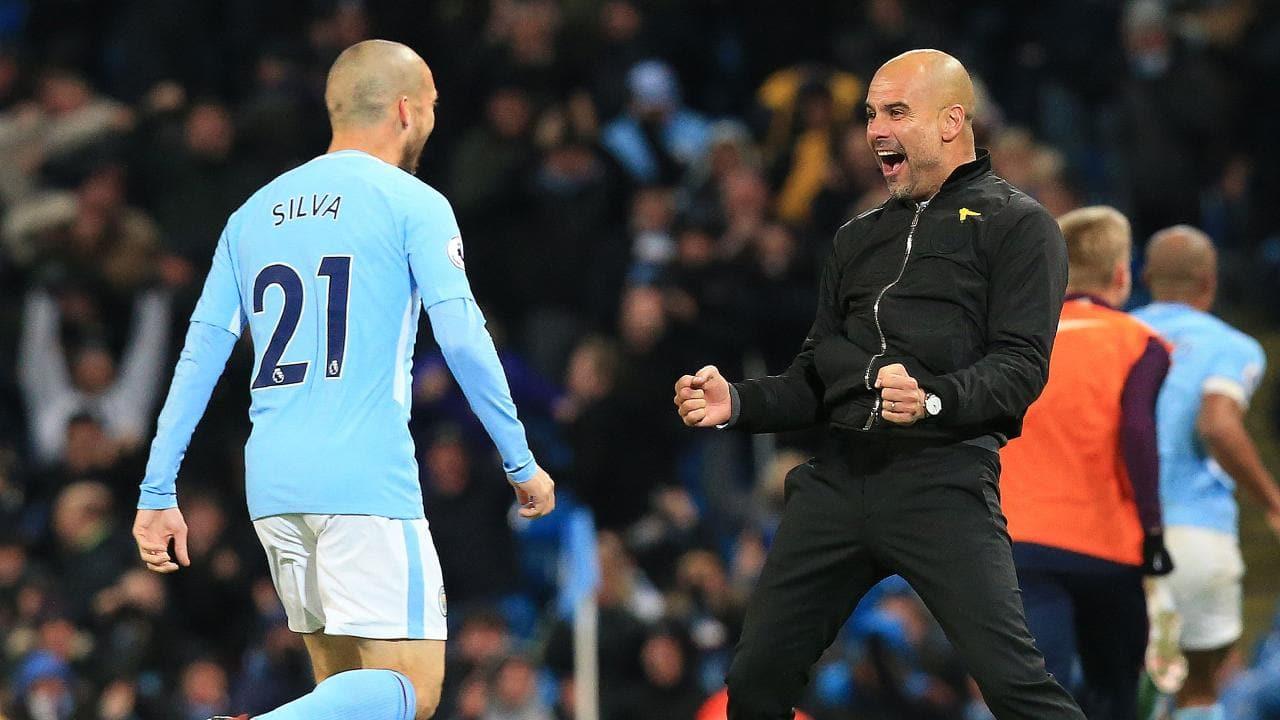 Pep Guardiola muốn Man City sánh ngang đẳng cấp của Man Utd - Bóng Đá