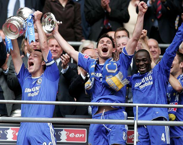 Những lần đụng độ kinh điển của Chelsea với Man Utd: Từ Wembley đến Moscow - Bóng Đá