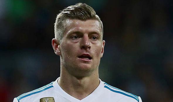 Toni Kroos đã nói 'OK' với Man Utd? - Bóng Đá