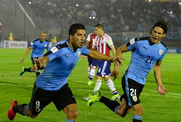 Uruguay công bố đội hình dự World Cup: Binh hùng tướng mạnh - Bóng Đá