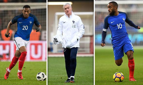 Đội hình 'ở nhà' đủ sức đánh bại ĐT Anh của Pháp - Bóng Đá