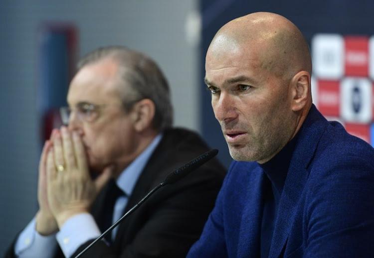 Chỉ 1 cầu thủ Real Madrid chưa nói lời tri ân HLV Zidane - Bóng Đá