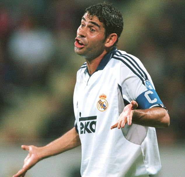 Fernando Hierro lên dây cót tinh thần cho tuyển Tây Ban Nha - Bóng Đá