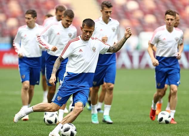 Chủ nhà Nga chuẩn bị như thế nào cho trận khai mạc World Cup? - Bóng Đá