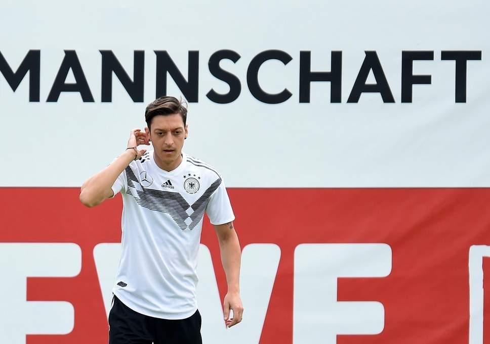 Mesut Ozil mơ đánh bại đội này ở chung kết World Cup 2018 - Bóng Đá