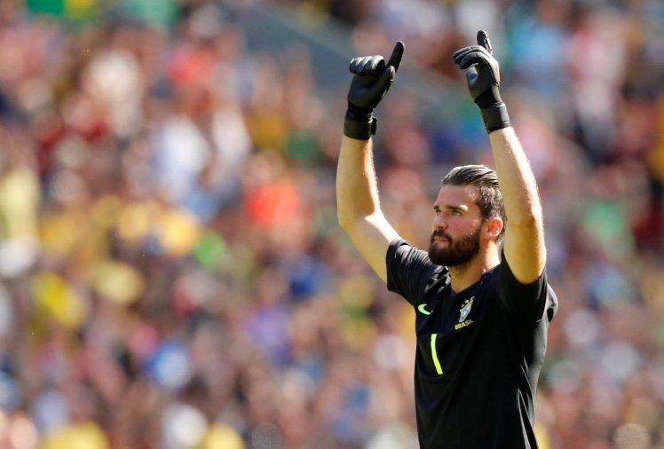 'Chốt hạ'! Alisson đạt thỏa thuận rời khỏi AS Roma - Bóng Đá