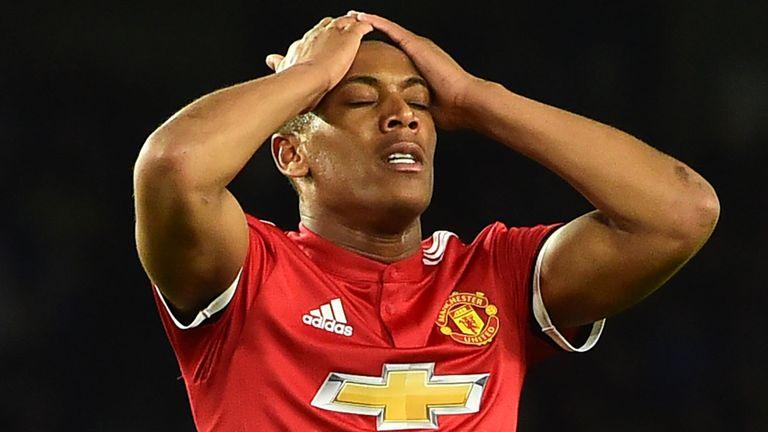 Sốc! Đại diện xác nhận Anthony Martial muốn rời Man Utd - Bóng Đá