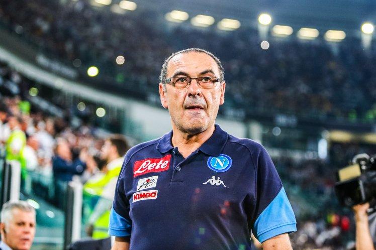 Napoli đồng ý để Maurizio Sarri đến Chelsea, kèm theo yêu cầu chuyển nhượng - Bóng Đá