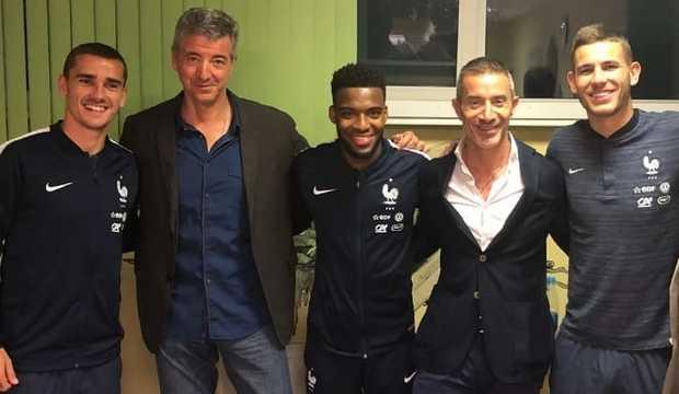 Atletico Madrid sang Nga kí hợp đồng với 3 ngôi sao tuyển Pháp - Bóng Đá