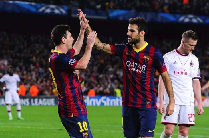 Vì Messi, vợ Fabregas cám ơn Nigeria - Bóng Đá